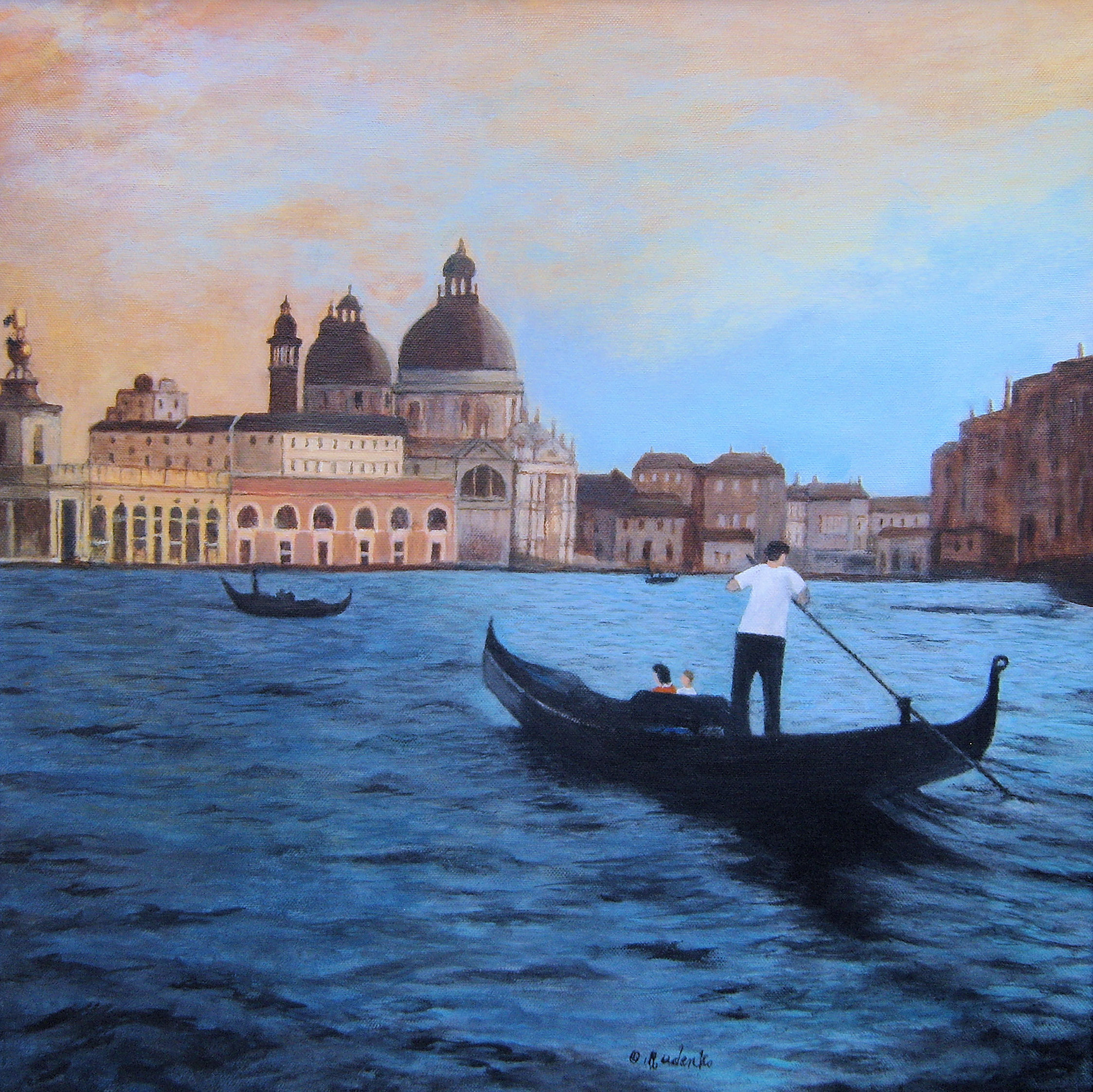 Approaching St. Marks – Acrylics copy2