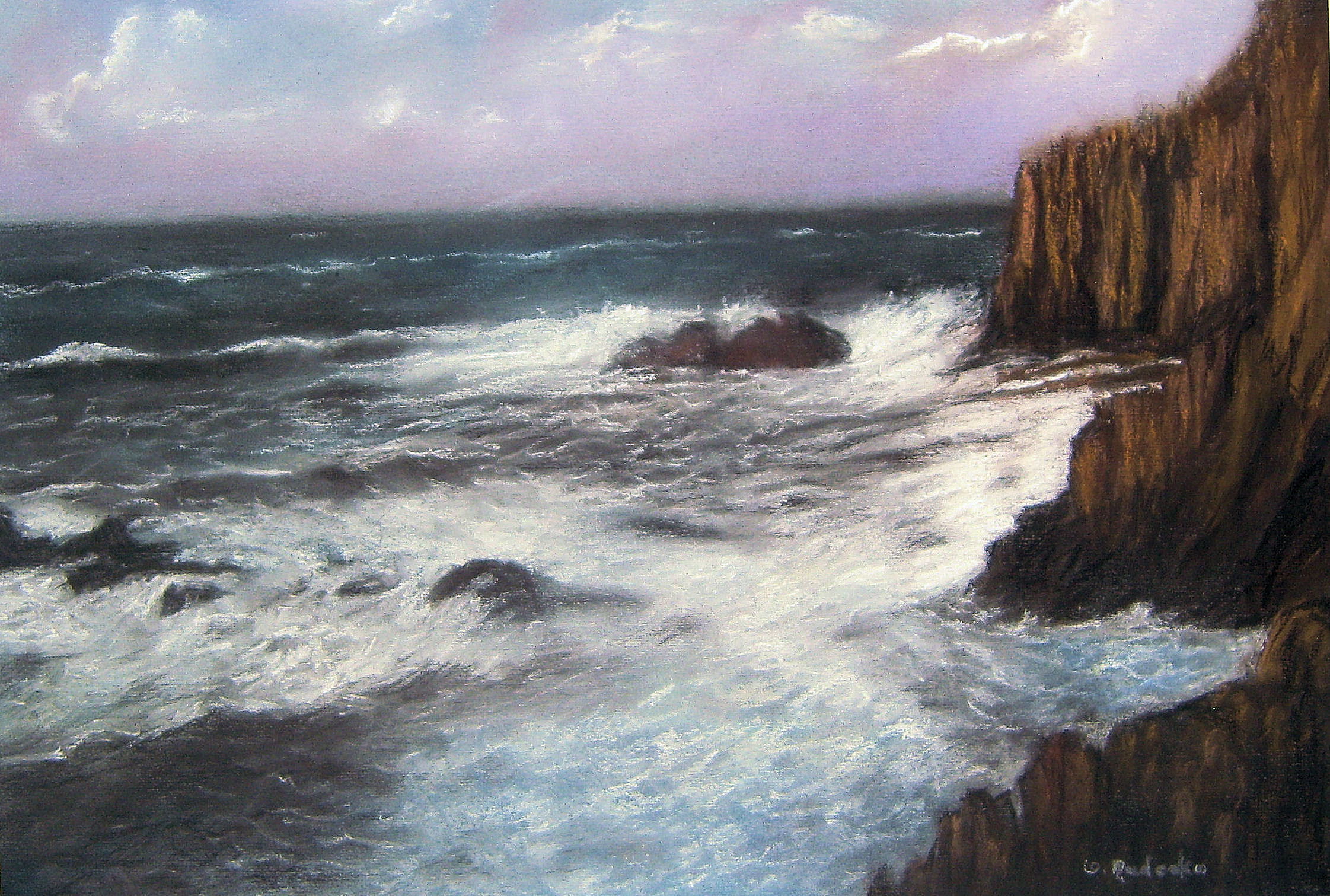 Lands End – Pastels