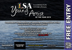 Young Artist Competition 2019 – LSA
